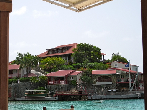 St Barts Island :: Condé Nast Loves Our Hotels and Restaurants!