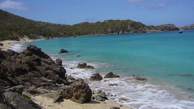 St Barts Island: Colombier Beach