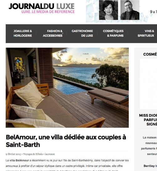 travel blogs belamour most romantic of st barts villa rentals. Black Bedroom Furniture Sets. Home Design Ideas