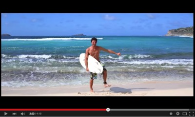 St Barts Video : Happy from St Barth