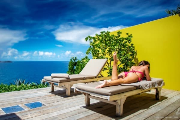 belamour saint barthelemy location de vacances