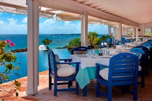 Le Toiny Dining, St. Barths