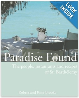 "St Barts Book :: ""Paradise Found"""
