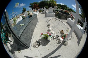 St Barths Airport Cemetary
