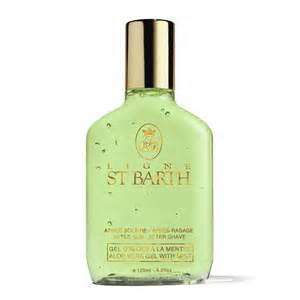 Ligne St Barth: Aloe Vera Gel with Mint, My favorite do-it-all for men
