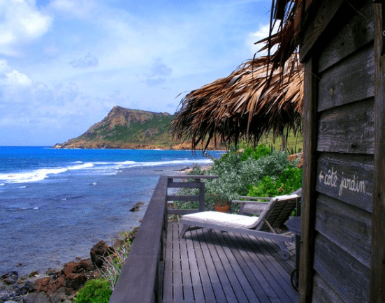 St Barts Island :: Noureyev's Cottage By The Sea
