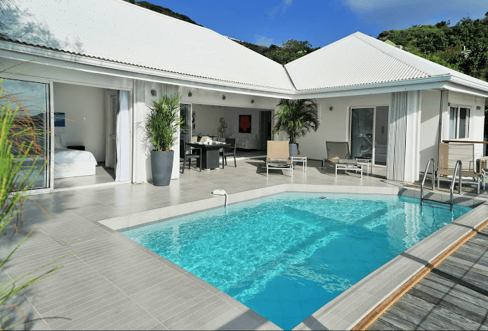 St Barts Villa Rental :: St. Barth Properties Villa Rental Agency
