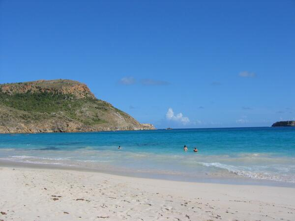 St barths beach photo by Isabelle C