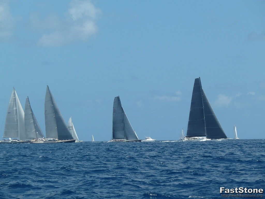 Easter Weekend with Les Voiles de Saint Barth