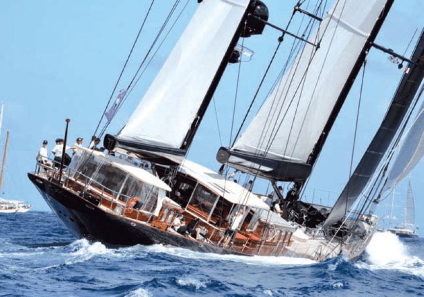 2014 St. Barths Bucket Regatta