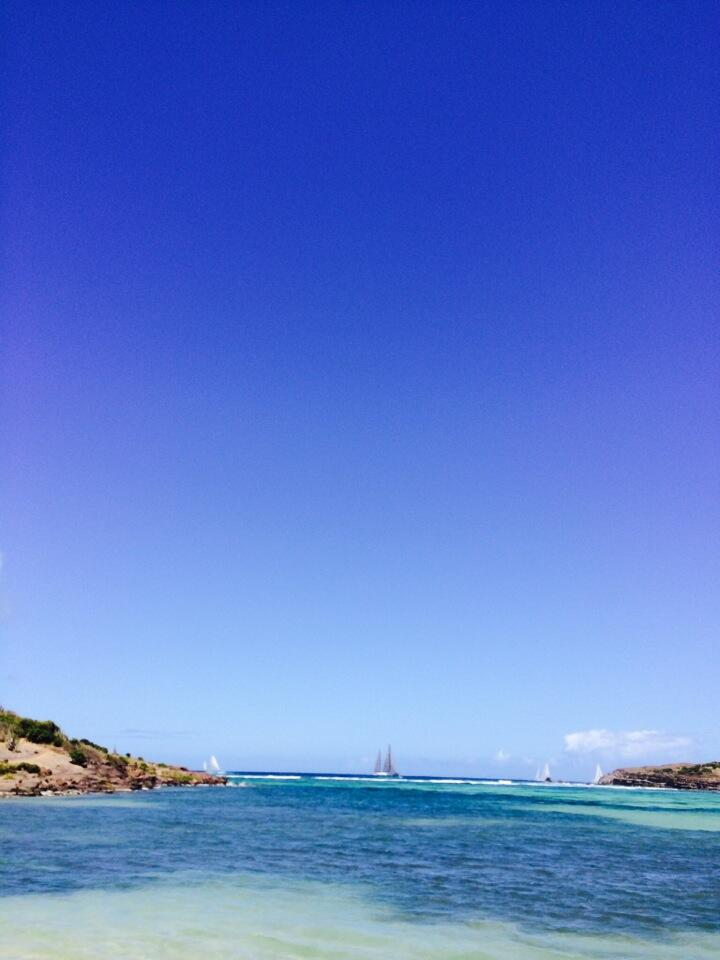 Morning Lunchtime St Barths photo by Sylvie Doucet