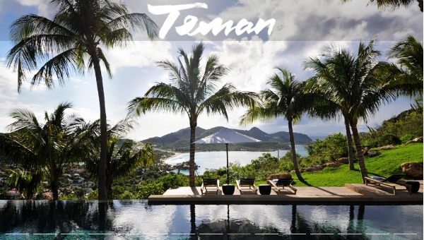 Million-dollar views: 6 of the best views from St Barts Villas