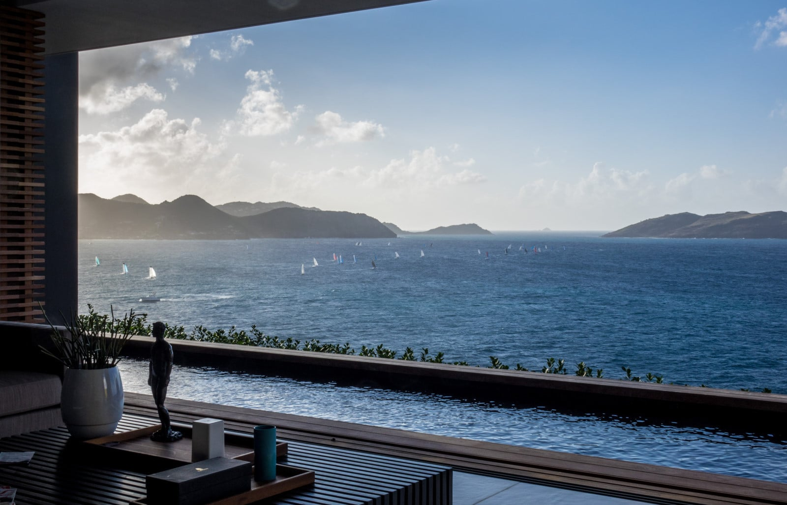 St Barts Villa Rentals: Brand New BelAmour is Hot in the Press