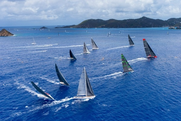 Les Voiles de St Barth 2015 – Final Day of Race – Photos