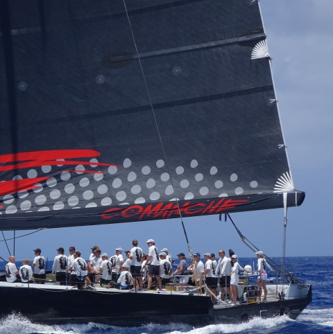 Photos of Les Voiles de St Barth 2015: From the Sea