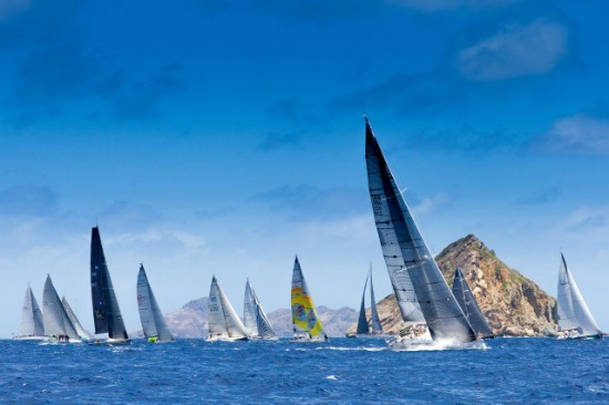 les voiles de saint barth 2015 day 2