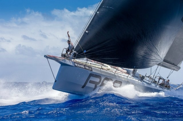 Les Voiles de Saint Barth : Video of Day 1