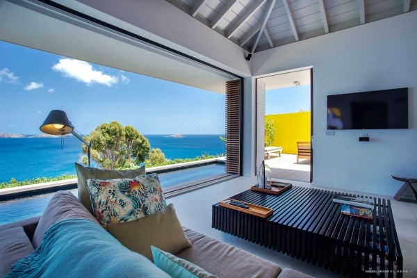 st barts luxury villa rentals wedding anniversary