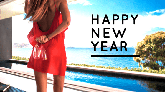 HAPPY NEW YEAR FROM ST BARTHS
