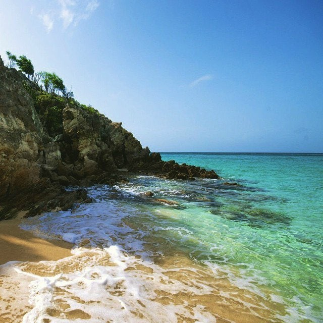 Best Beaches In The Caribbean 2016: St Barts Beach Review: St Jean, Saline, Colombier And More